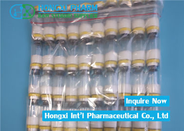 China Melanotan 2 Peptide Growth Hormone Human Growth Peptides MT2 For Bodybuilding supplier