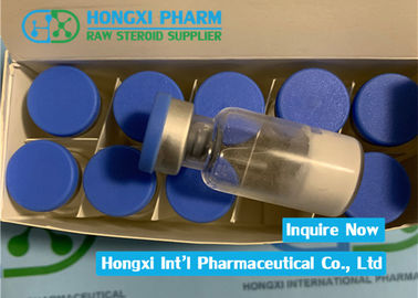 China Blue Top Peptide Growth Hormone 191AA Human Growth Hormone Powder  HGH 10iu Vial supplier