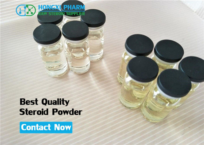 Semi-finished Liquid Inject Testosterone Base 100mg/ml Steroid Oil For Bodybuilders