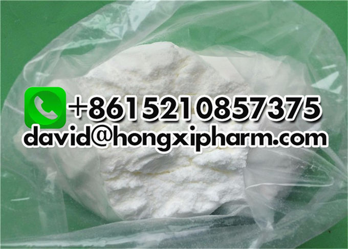 High Purity Masteron Primobolan Steroids DHT / Stanolone CAS 521-18-6 For Muscle Building
